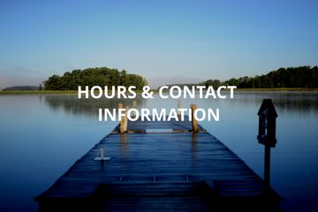 Hours and Contact Information